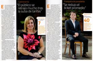 Nota Pymes de Clarín - Agosto 2016 - Pag. 34/35
