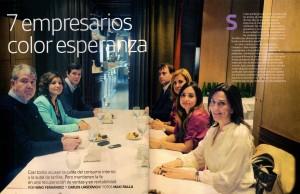 7 Empresarios color esperanza