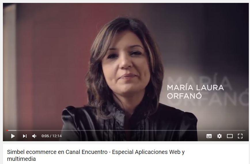 Simbel ecommerce Canal Encuentro