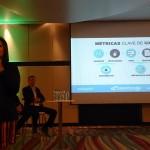 María Laura Orfanó brindando charla de plataformas locales ecommerce