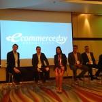 María Laura Orfanó brindando charla de plataformas locales ecommerce con Mercadolibre, tienda Nube, Andreani, e3commerce.