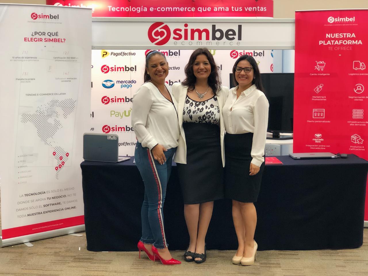 Stand en esummit ecommerce Peru
